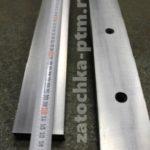 Гильотины для резки металла. Длина 3130 мм.