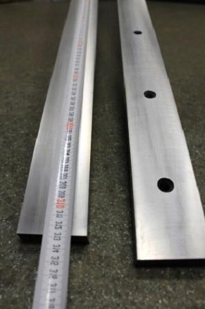 Заточка гильотины длиной 3200 мм